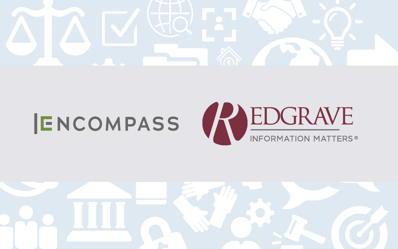 Nelson Mullins and Redgrave LLP to Form Encompass Redgrave, Comprehensive Information and Discovery Law Practice, Largest in the Nation