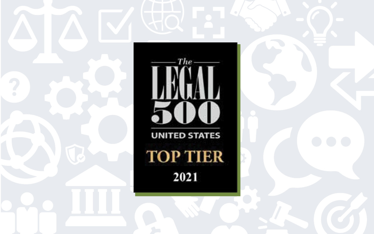 Encompass Earns Top Tier Ranking in The Legal 500